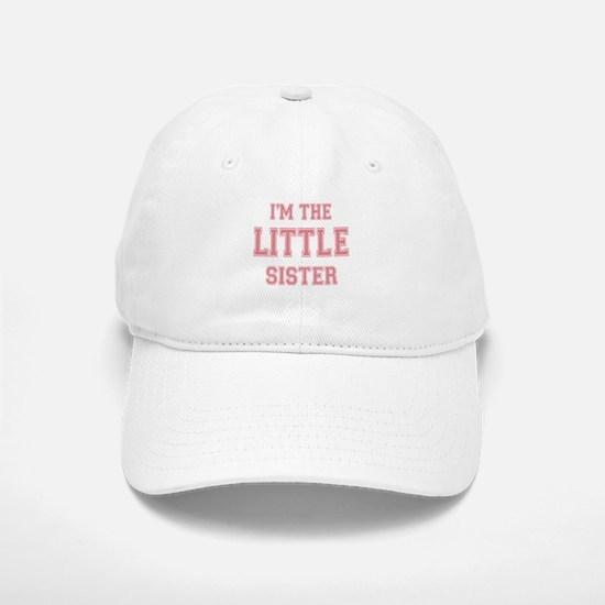 Little Sister Baseball Baseball Cap