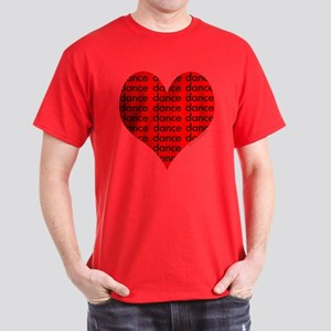 Dance Heart Dark T-Shirt