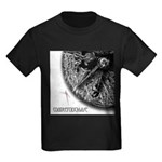 Monkeysoop Counterclockwise Kids Dark T-Shirt
