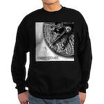 Monkeysoop Counterclockwise Sweatshirt (dark)