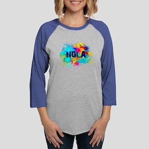 Good Vibes NOLA Burst Long Sleeve T-Shirt