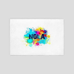 Good Vibes NOLA Burst 4' x 6' Rug