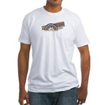 Steel Belted Radio Fitted T-Shirt