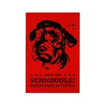 Obey the Schnoodle! Magnets (10 pack)