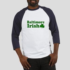 Baltimore Irish Baseball Jersey