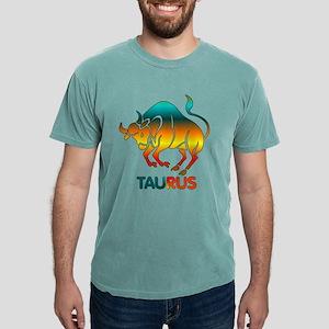 Rainbow Taurus Mens Comfort Colors® Shirt