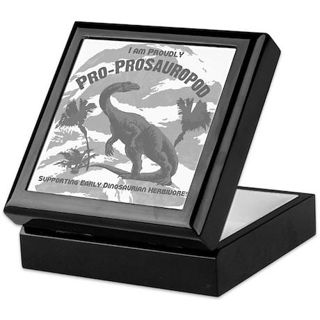 Hadrosaur Keepsake Box