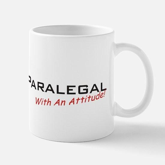 Paralegal / Attitude Mug