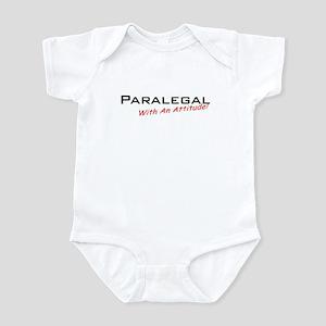 Paralegal / Attitude Infant Bodysuit