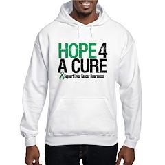 Hope4ACure LiverCancer Hoodie