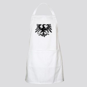 Gothic Prussian Eagle BBQ Apron