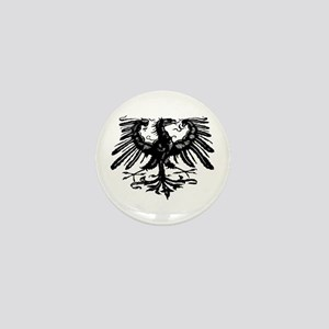Gothic Prussian Eagle Mini Button