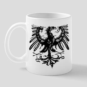 Gothic Prussian Eagle Mug