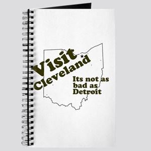 Visit Cleveland, Not as Bad a Journal