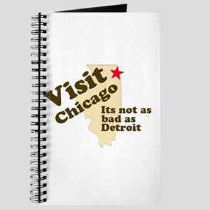 Visit Chicago, Not as Bad as Journal