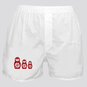 Riyah-Li Designs Nesting Dolls Three Boxer Shorts