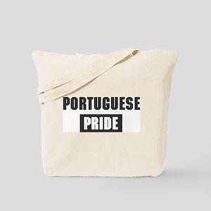 Portuguese pride Tote Bag