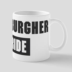 Pittsburgher pride Mug