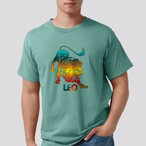 Rainbow Leo Mens Comfort Colors® Shirt