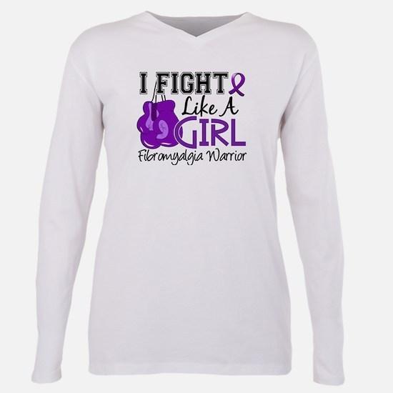 Licensed Fight Like a Girl 15.2 Fibr T-Shirt