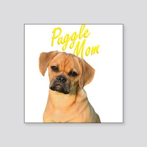 Puggle Mom Gift for Dog Owners Sticker