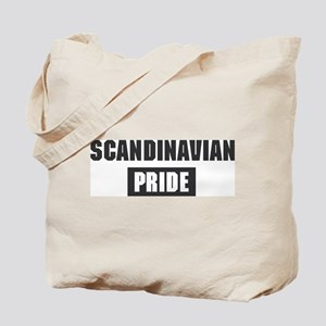 Scandinavian pride Tote Bag