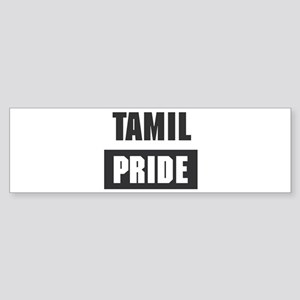 Tamil pride Bumper Sticker