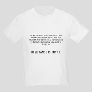 We are the BORG Kids Light T-Shirt