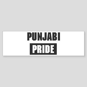 Punjabi pride Bumper Sticker