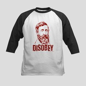 Thoreau Disobey Kids Baseball Jersey