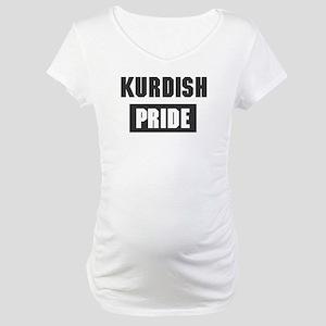 Kurdish pride Maternity T-Shirt