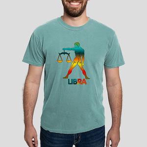 Rainbow Libra Mens Comfort Colors® Shirt
