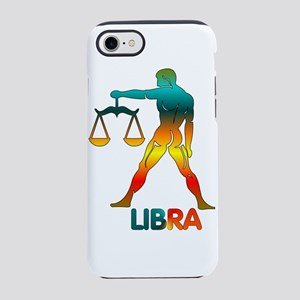 Rainbow Libra iPhone 8/7 Tough Case