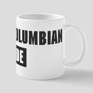 British Columbian pride Mug