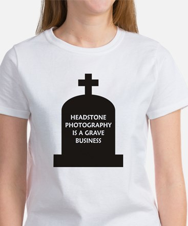 Grave Photography Women's T-Shirt