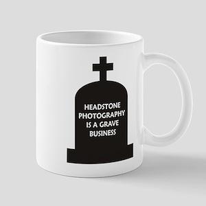 Grave Photography Mug