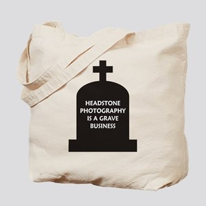 Grave Photography Tote Bag