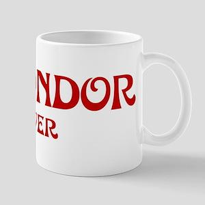 Komondor lover Mug