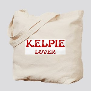 Kelpie lover Tote Bag