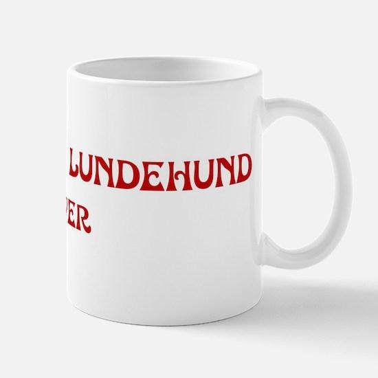 Norwegian Lundehund lover Mug