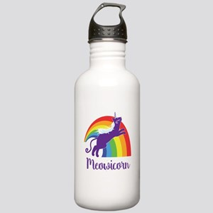 Unicorn Cat Stainless Water Bottle 1.0L