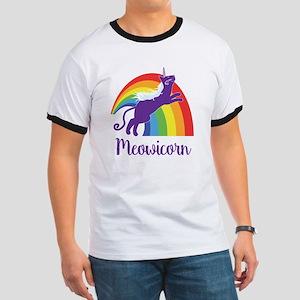 Unicorn Cat Ringer T