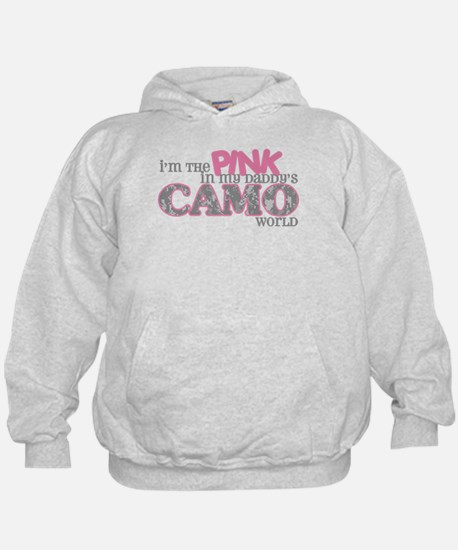 I'm the pink (ACU) Hoody
