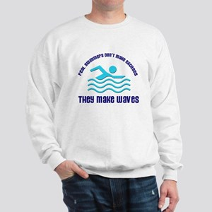 Real Swimmers Sweatshirt