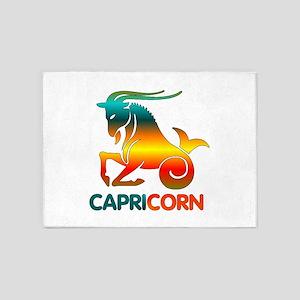 Rainbow Capricorn 5'x7'Area Rug