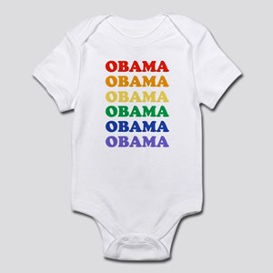 Obama (Rainbow) Infant Bodysuit