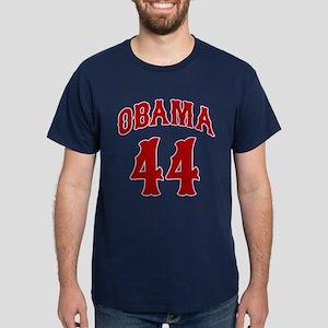 Barack Obama 44th President Dark T-Shirt