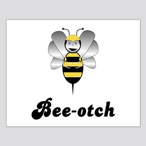 Robobee Bumble Bee Bee-otch Small Poster