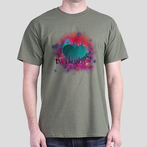 Twilight Forever Blue Dark T-Shirt