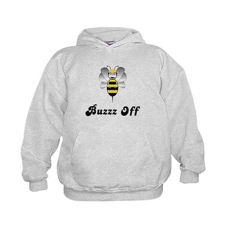 Robobee Bumble Bee Buzz Off Kids Hoodie